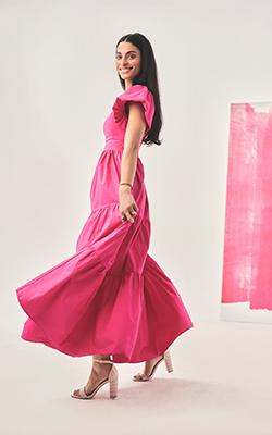 tatiana maxi dress