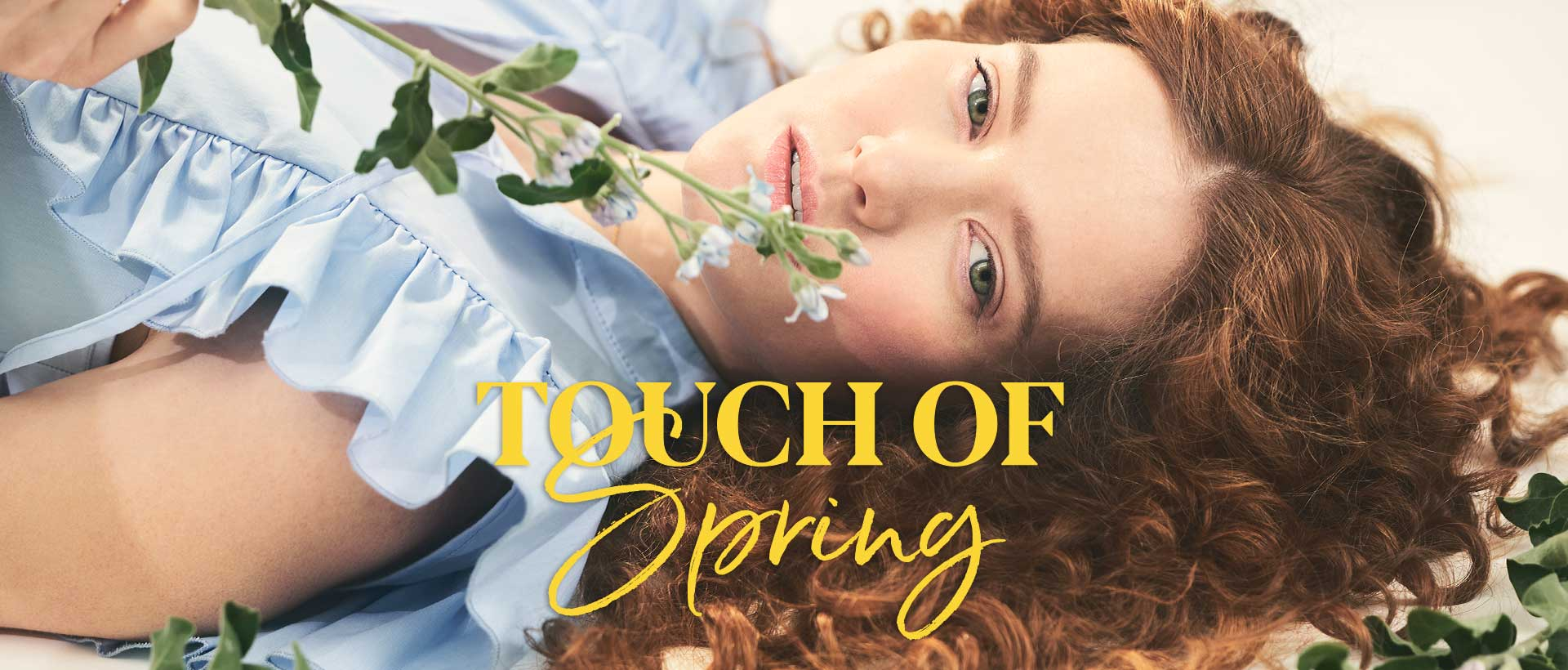 Touche of Spring