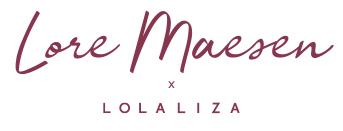 Lore Maesen Logo