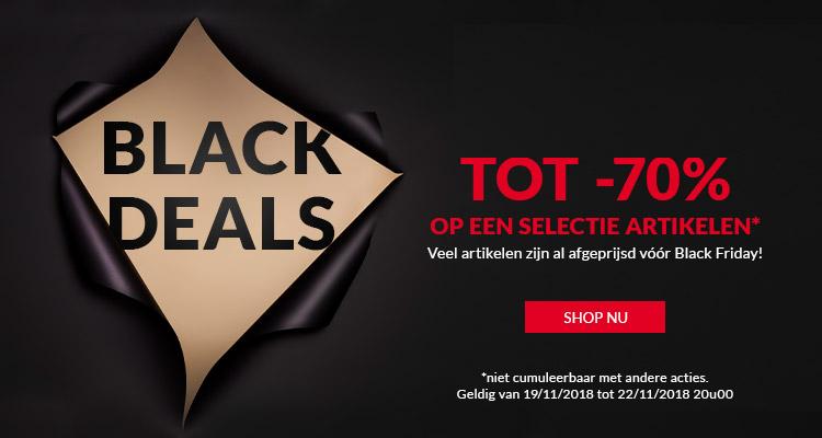 black deals promo