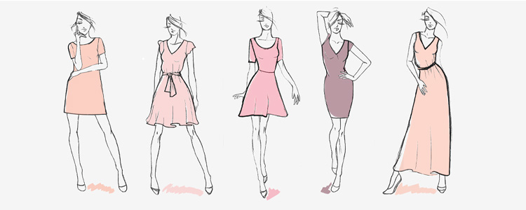 Dress your silhouette