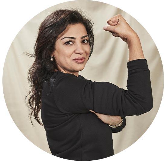Women of LolaLiza Loubna Azghoud