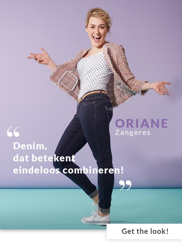 oriane look