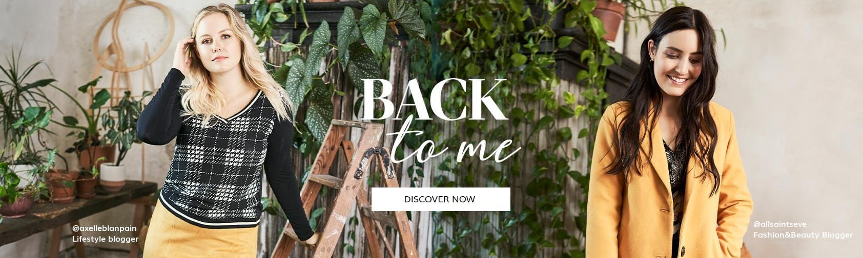 Back to me campaign