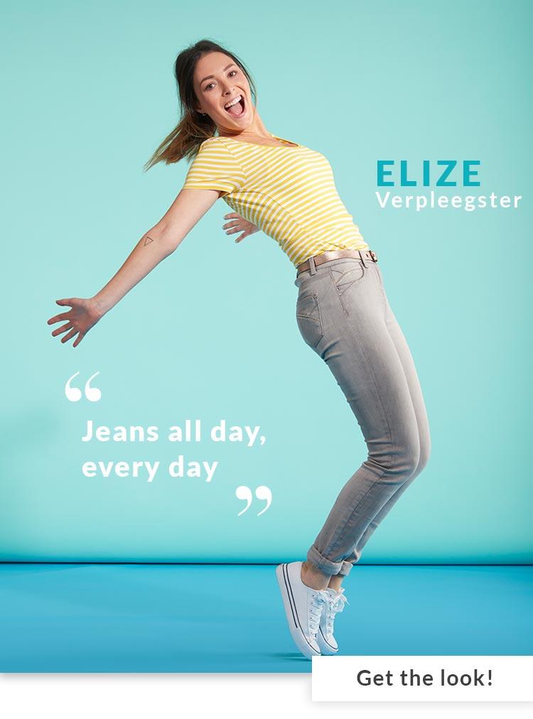 elize look