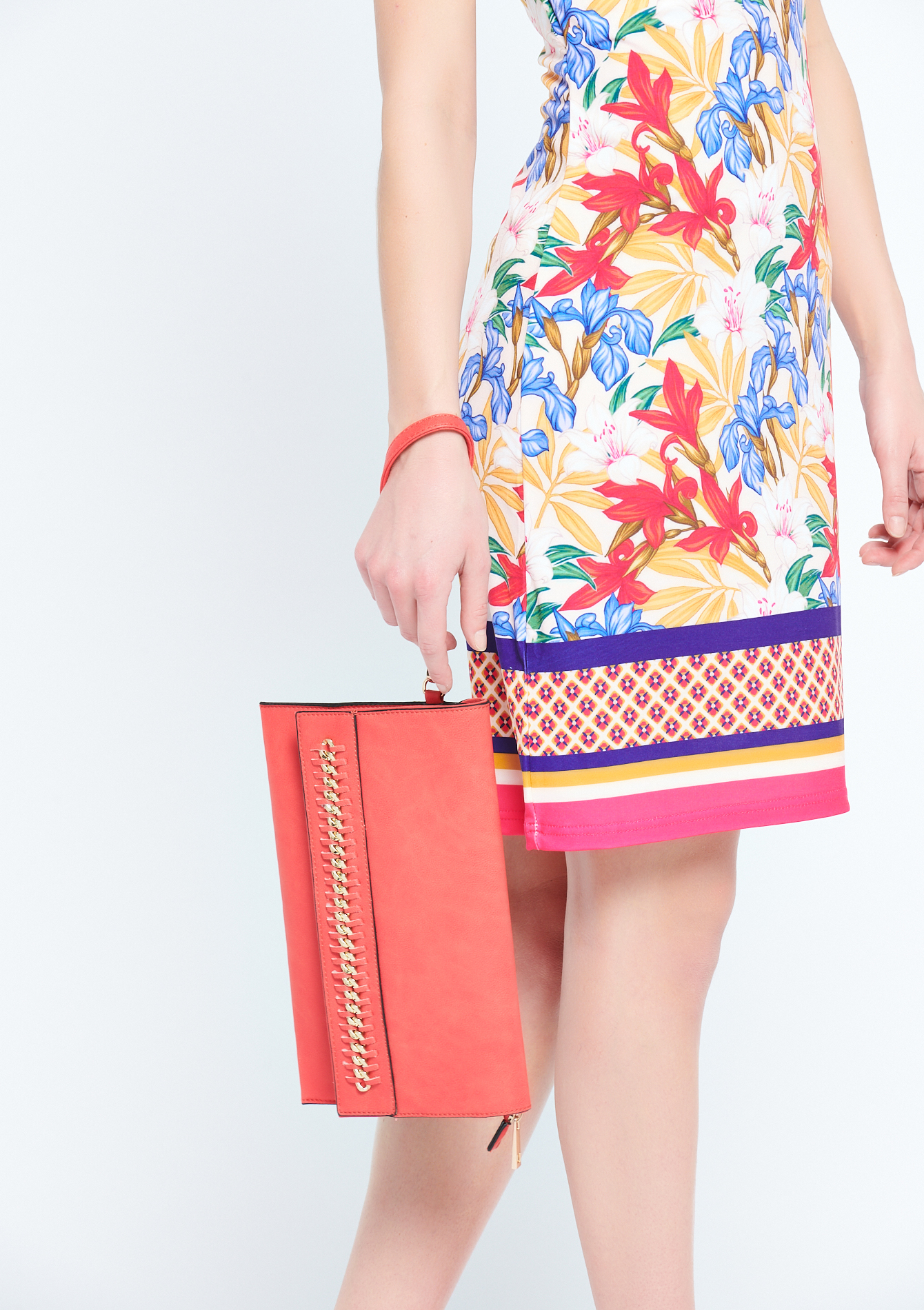 Envelope bag - RED VIBRANT - 939494