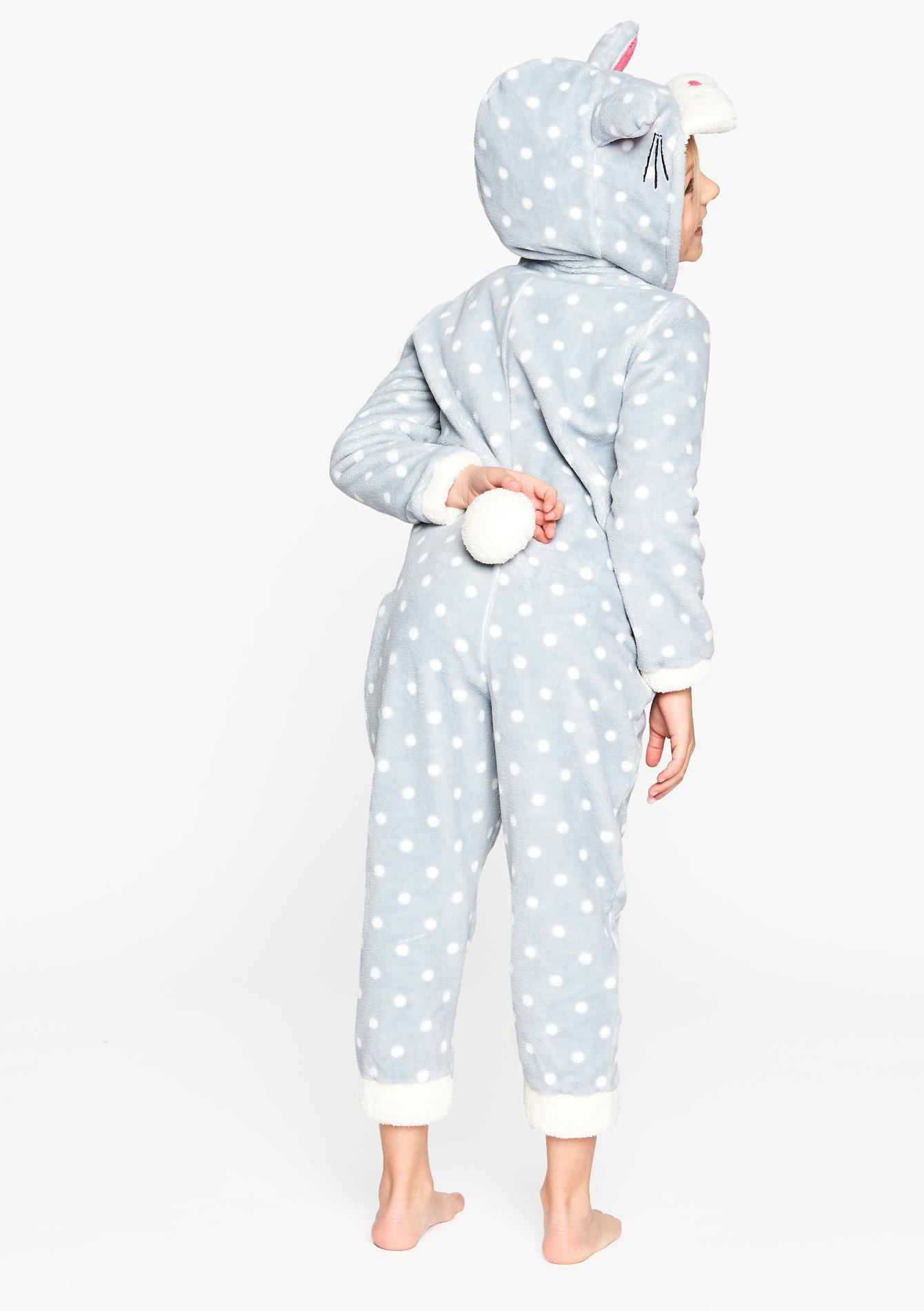 combinaison pyjama enfant lapin lolaliza. Black Bedroom Furniture Sets. Home Design Ideas