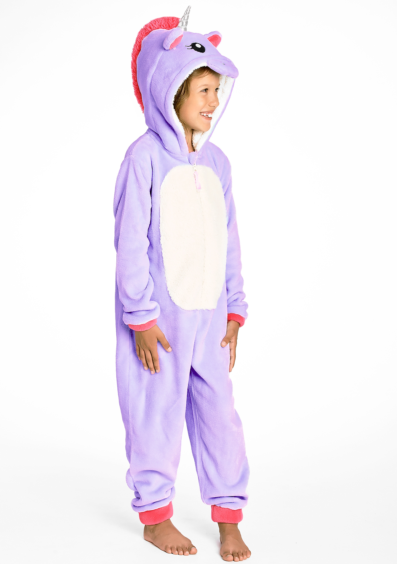 Combinaison pyjama enfant style licorne LolaLiza