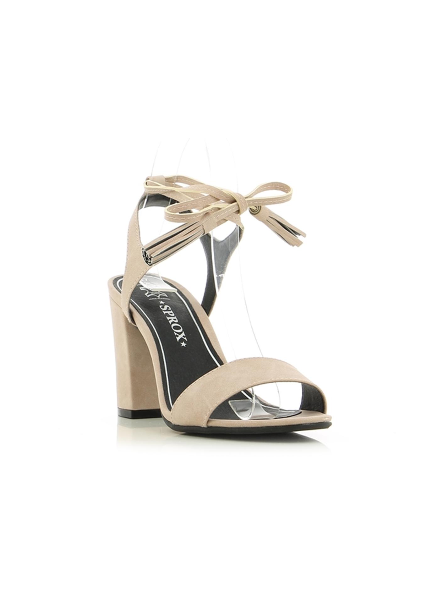 Sandales - NUDE PINK - 13000311_1301