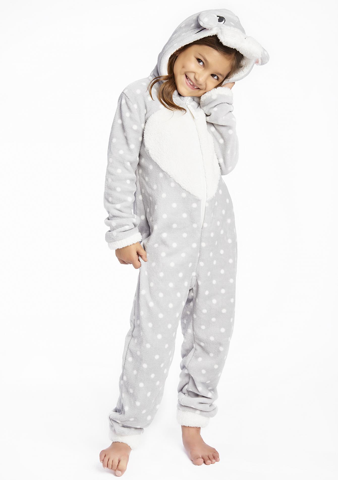 combinaison pyjama enfant style lapin lolaliza. Black Bedroom Furniture Sets. Home Design Ideas
