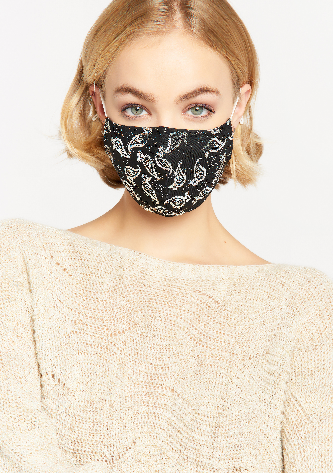 Masque - BLACK - 1010396