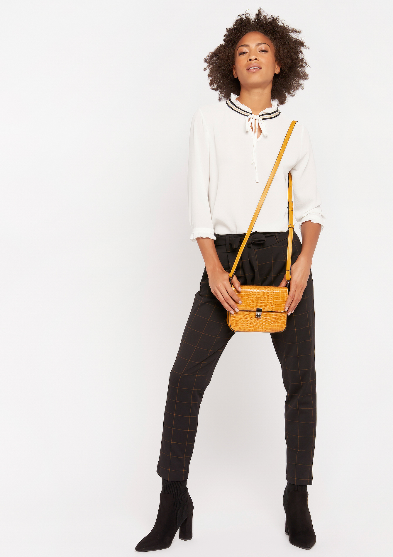 Crossbodytas - YELLOW MUSTARD - 969056